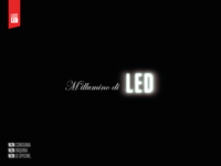 M'illumino di LED - Advertising