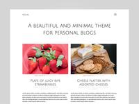 Kouki - Free WordPress Theme