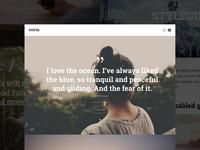 Yuuta - Free WordPress Theme