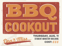 BBQ Cookout