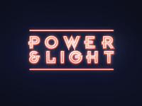 Power & Light
