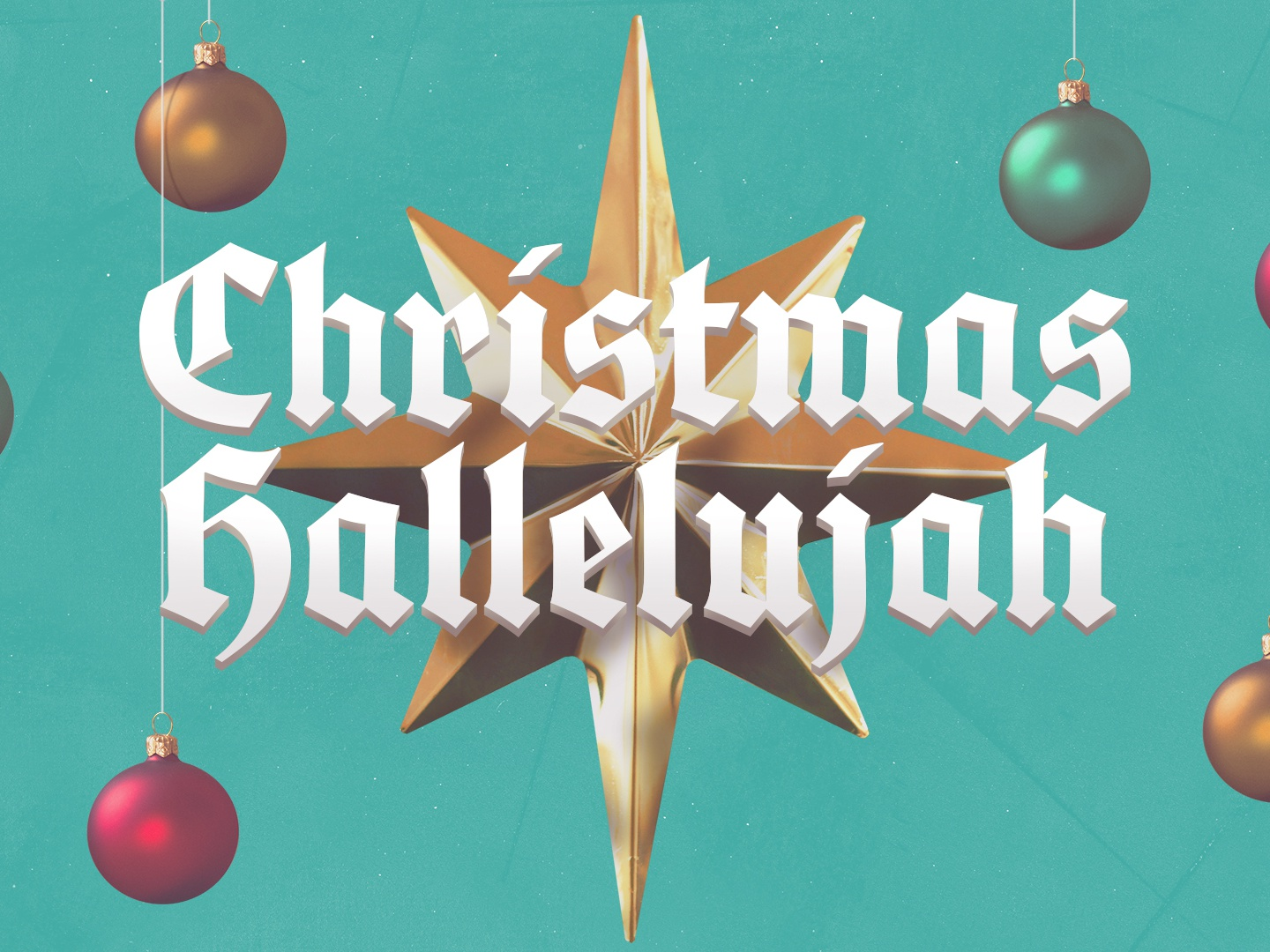 Christmas Hallelujah.Christmas Hallelujah By Jared Tohlen On Dribbble