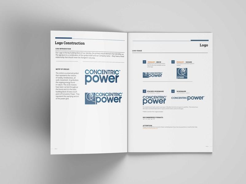 microgrid developer brand guidelines identity logodesign logo illustration branding