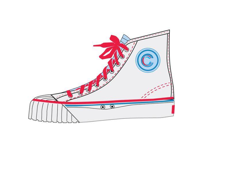 keds colorway colorway sneaker keds logodesign mark brand vector logo illustration
