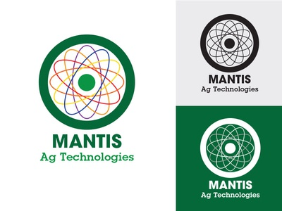 Ag tech logo - throw-away vector mark logo illustration identity design branding brand agtech logodesign agtechlogo