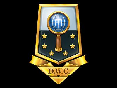 Detectives World Club detectives world club arms logo