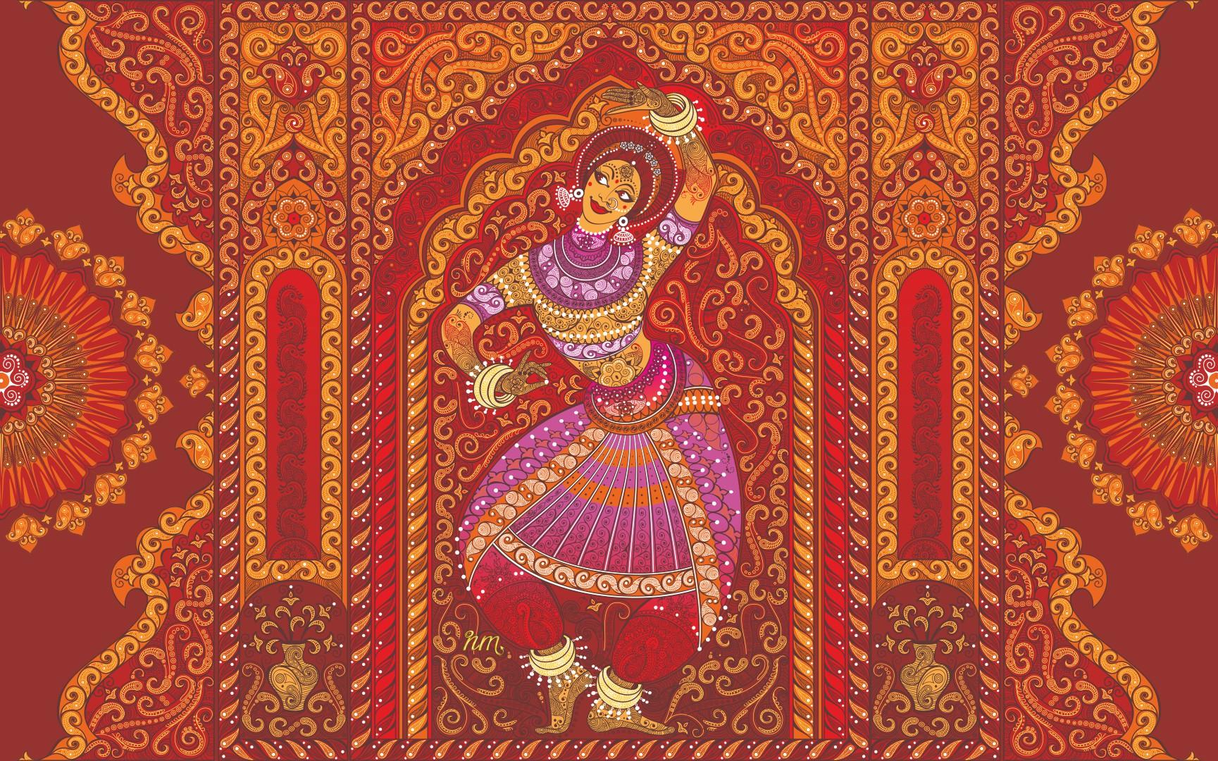Magic of the indian dance www tatyana pro