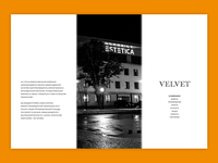 Velvet — About Page