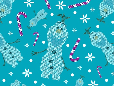 Christmas Sweater Olaf