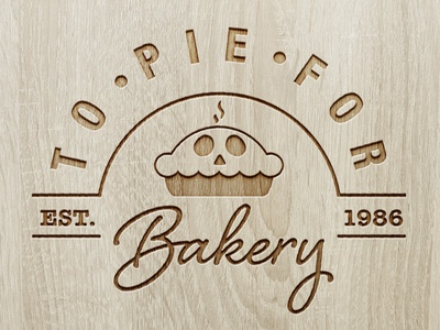 TO PIE FOR BAKERY / LOGO DESIGN