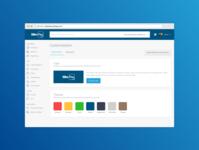 SlimPay Dashboard - Customization