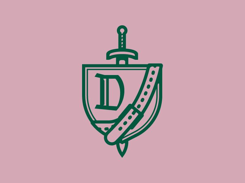 D Shield v2 by Evan Delagrange on Dribbble