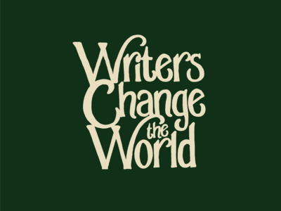 Writers Change the World
