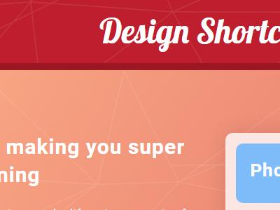 Design cheatsheet website