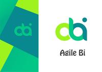 Agile Bi logo design
