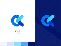 ELK logo design