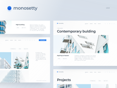 Monosetty - architecture agency