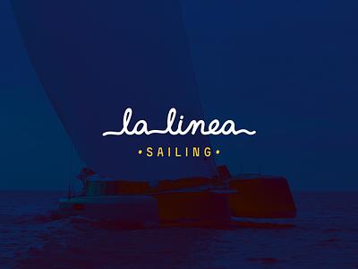 Lalinea logo dribbble 4x
