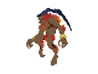 Ifrit - FF VIII