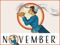 November Pie! YUM!