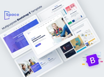Bootstrap 5 Multipurpose Template html5 freebie theme design business bootstrap 5 bootstrap clean template free html