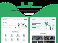 TheHunt - Job Portal and Job Directory Website Template