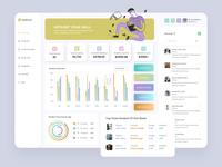 Online Learning Dashboard