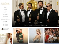 15 oscars homepage
