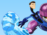 Super Hero Squad WIP