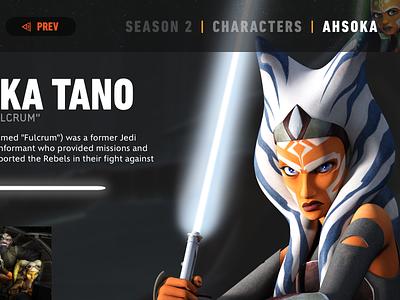 Star Wars Rebels Characters sketch design web star wars