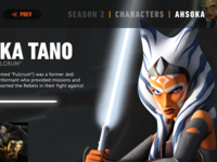 Star Wars Rebels Characters