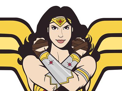 Gal Godot Comic Wonder Woman wonder women comics dc sketch app