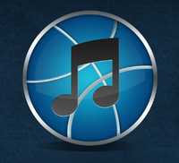 "iTunes 10 ""Dribbble"" version"