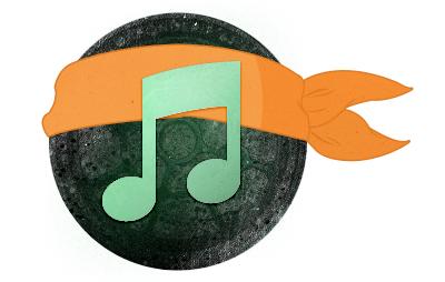 """iTunes 10 """"Michelangelo"""""""