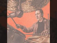 Jimmy Chamberlain Portrait