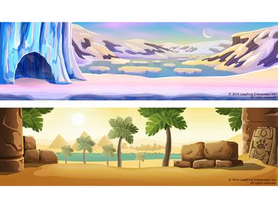 Pet Play World Backdrops