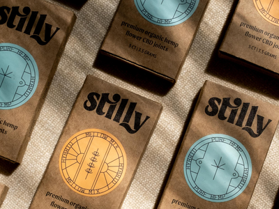Stilly logo logotype typogaphy minneapolis design branding illustration packaging design