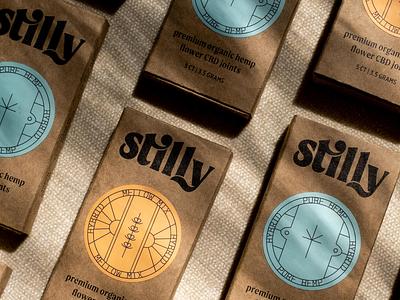 Stilly Joints Packaging Design logo logotype typogaphy minneapolis design branding illustration packaging design