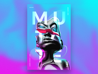 101, MUTATE | Daily Poster