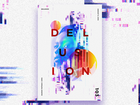 103, DELUSION | Daily Poster
