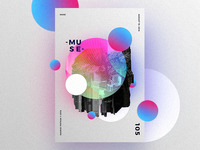 105, MUSE | Daily Poster