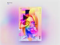 FLOYD | MONEY | Illustrative Poster