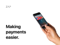Making Payments Easier and Faster.
