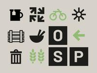 OSP Branding
