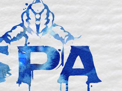 Logo spa dribble