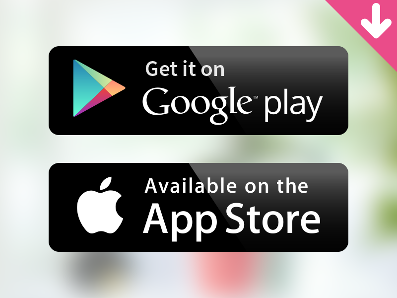 [Vector Freebie] Google Play badge google play app store android