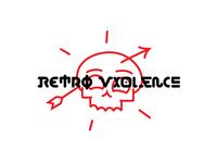 Retro Violence — Band Logo