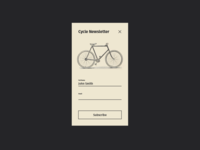 Daily UI Day 082 — Form