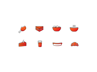 Food Menu Icons