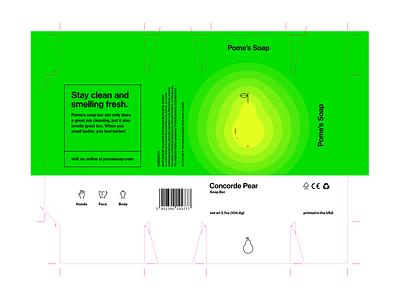 WIP — Soap Box Packaging soap packaging design wip typography packaging branding vector design illustration